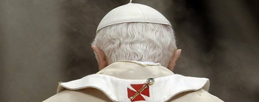 Open Letter to Pope Benedict XVI