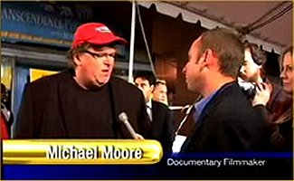 Millionaire Filmmaker Michael Moore: 'Capitalism Did Nothing For Me'
